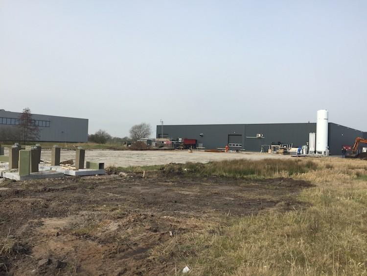 terrein nieuwbouw SNIJ Noord